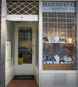 Diamondriver Ékszerüzlet Debrecen